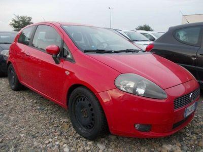 usata Fiat Grande Punto 1.3 MJT 90 CV 3p. Dynamic
