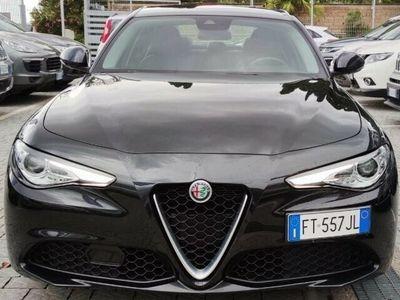 usata Alfa Romeo Giulia 2.2 Turbodiesel 160 CV AT8 Super usato