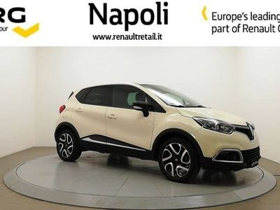 second-hand Renault Captur dCi 8V 90 CV Start&Stop Energy R-Link del 2014 usata a Pozzuoli