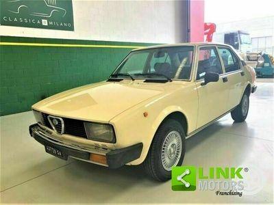usata Alfa Romeo Alfetta -- 2.0 L