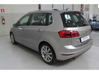 usata VW Golf Sportsvan 1.6 TDI 110 CV Executive 4 Free BMT