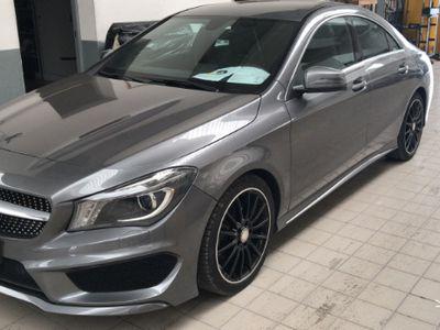 second-hand Mercedes CLA220 cdi 170 cv automatic premium amg