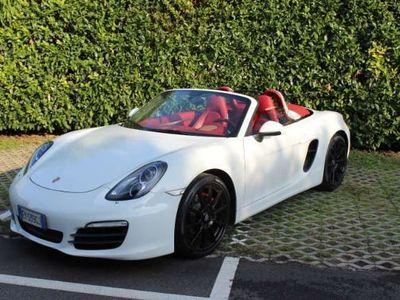 usata Porsche Boxster