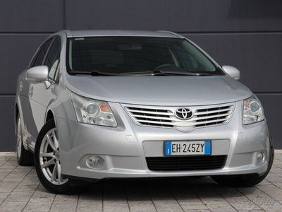 used Toyota Avensis 2.0 D-4D Wagon Executive