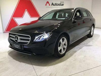 usata Mercedes 200 CLASSE E SW E SWd Business Sport auto