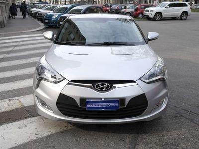 usado Hyundai Veloster 1.6 GDI Comfort IMPIANTO GPL!!!!