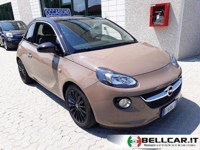 usado Opel Adam 1.2 70 CV White/Black Link