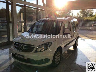 usata Mercedes Citan 109 CITANcdi Tourer Select 90cv E6