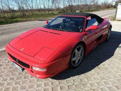 usata Ferrari F355 Spider 381CV