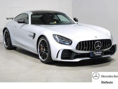 used Mercedes AMG GT R comand carbon ceramic