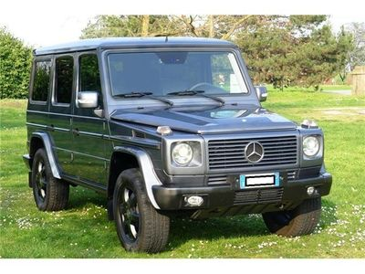 usata Mercedes G320 CDI cat S.W. Lunga _7 Posti_