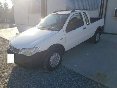 käytetty Fiat Strada 1.3 MJT Pick-up Cabina Lunga