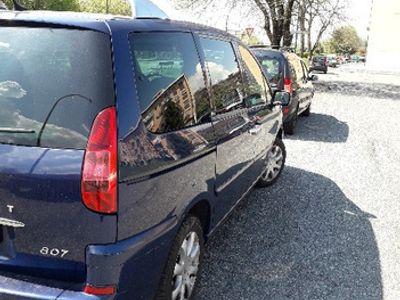 usado Peugeot 807 - 2003