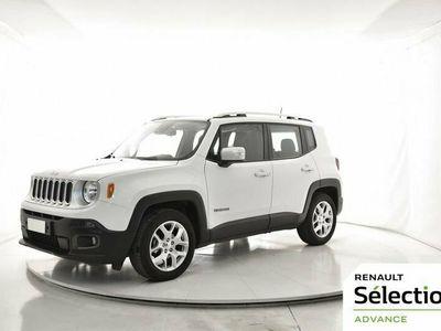 usata Jeep Renegade 1.6 Mjt 120CV Limited CERCHI 17