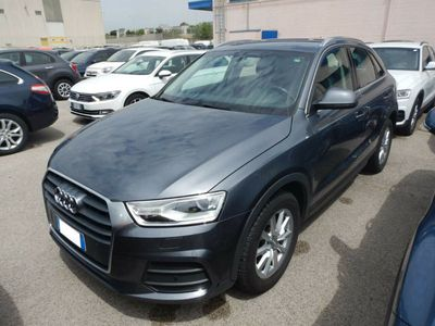 usata Audi Q3 2.0 Tdi 150cv Business Quatto S-tronic Automatic Navi Xenon