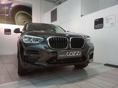 usata BMW X4 (G02/F98) xDrive20d Business Advantage