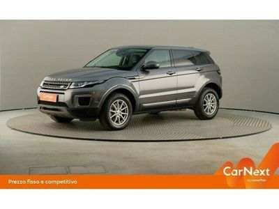 used Land Rover Range Rover evoque 2.0 Td4 Business Edition Pure