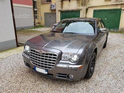 usata Chrysler 300C 300CBOLLO 2setCERCHI TAGLIANDO