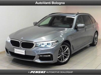 brugt BMW 520 Serie 5 Touring (G30/G31) d xDrive Touring Msport
