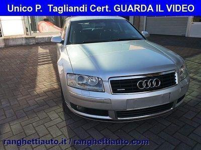usado Audi A8 3.0 V6 TDI quattro tiptronic usato