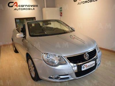 used VW Eos 2.0 TDI DPF CABRIO MANUALE CLIMA