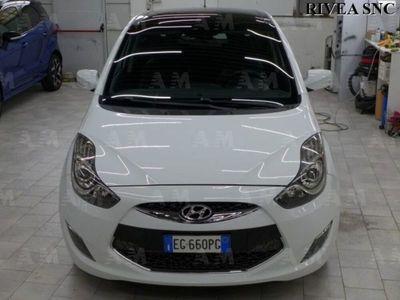 używany Hyundai ix20 1.4 CRDI 90 CV Style Full Optional PELLE / NAVY
