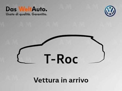 usata VW T-Roc 2.0 TDI SCR 4MOTION Advanced BlueMotion Technology nuova a Busto Arsizio