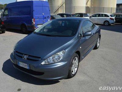 usado Peugeot 307 CC 1.6 16V rif. 9509454