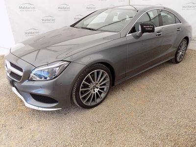 usata Mercedes E250 CLS Classe (X/C218) d 4Matic Premium