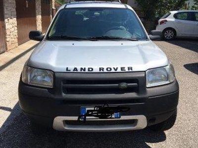 używany Land Rover Freelander 2.0 Td4 16V cat 3p. Hardback