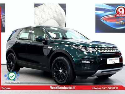 usata Land Rover Discovery Sport 2.0 TD4 180 CV HSE Luxury