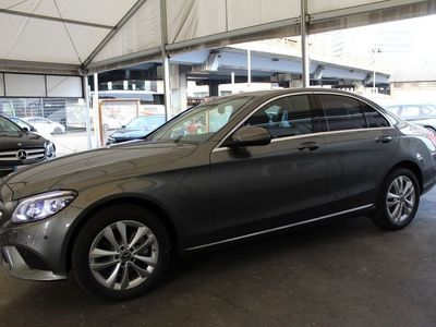 usata Mercedes C220 Classe Cd 4Matic Automatic Sport Plus