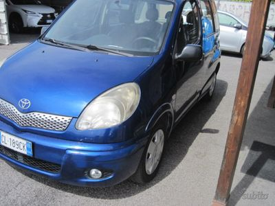 brugt Toyota Yaris Verso Verso-S 1.3 MT Style