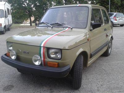 usata Fiat 126 Personal 4 Inscritta ASI