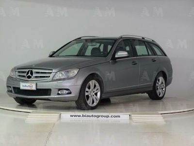 brugt Mercedes 320 Classe C Station WagonCDI 4Matic Avantgarde del 2008 usata a Settimo Torinese