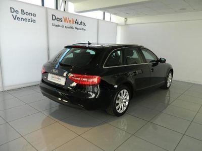 usata Audi A4 4ª serie Avant 2.0 TDI 120 CV Advanced