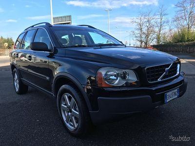 brugt Volvo XC90 anno 2004 cilindrata 2.4 disel
