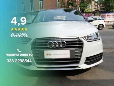 used Audi A1 SPB 1.6 TDI 116 CV S tronic