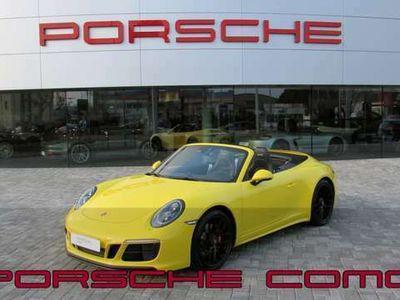 usata Porsche 991 4 GTS Cabrio-IVA ESP-FULL LED-ASSE STERZANTE