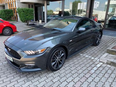 gebraucht Ford Mustang Fastback 2.3 EcoBoost aut. XENO - PELLE - AUT -