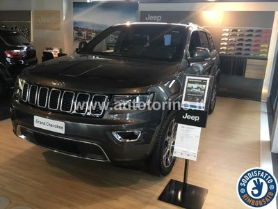 usata Jeep Grand Cherokee 3.0 V6 Dsl 250CV A8 Limited MY19 E6D
