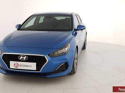 usata Hyundai i30 3ª serie Fastback 1.4 T-GDI DCT Style
