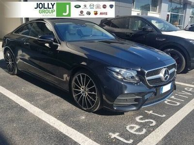 usata Mercedes E350 4Matic Premium Plus