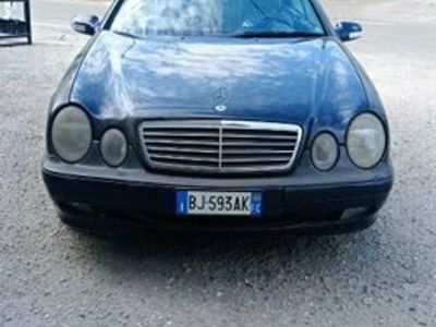 usata Mercedes CLK200 Classecabriolet Kompresser