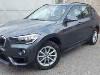 usata BMW X1 sDrive18d Advantage del 2019 usata a Teverola