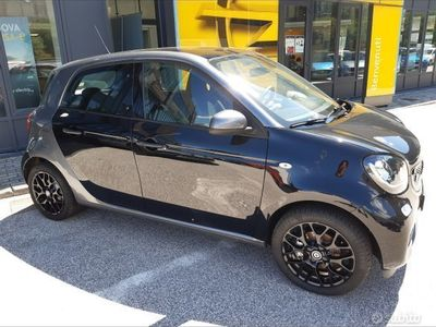 usata Smart ForFour Forfour Ii 2015Eq Passion U12639