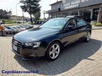 usado Audi A5 SPB 2.0 TDI 177 CV multitronic AMBIENTE rif. 8505140