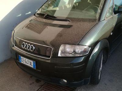 usata Audi A2 1.4 cat 16.v confort benz