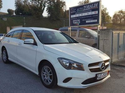 usata Mercedes CLA180 Classe CLAd S.W. Business Extra