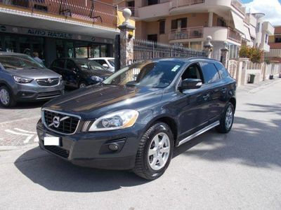 brugt Volvo XC60 2.4 D 163 CV AWD Geartronic Kinetic